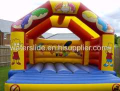 best inflatable bouncy
