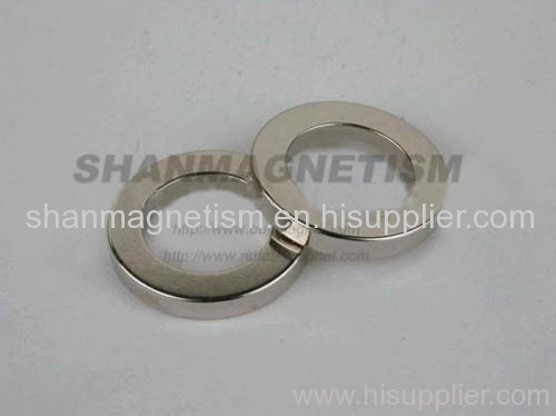 Ring magnets ,Motor magnets ,NdFeB magnet