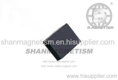 Block ferrite magnets, Hard ferrite magnets