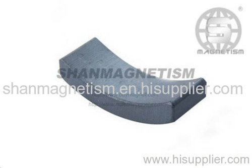Arc and segment magnets, Ferrite magnets