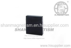 Block ferrite magnet, Injection ferrite magnet