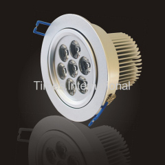 7LED down light