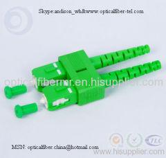 SC/PC SM Single and Duplex Optical fiber connector