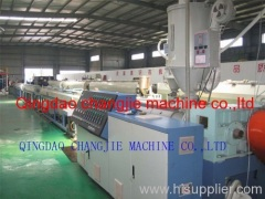 HDPE silicon-core pipe extruder