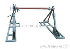 SIPZ-7 Conductor Reel Stands with Disc Brake