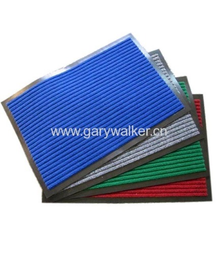 Composite Door Mat PP Rubber Material