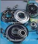 Single-row deep groove ball bearing