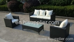 Outdoor Rattan Wicker Furniture Set