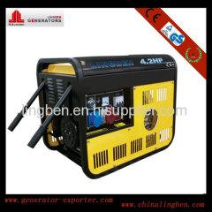 garden diesel generator