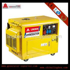 6000w diesel generator