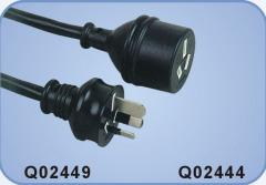 SAA extension cords AUSTRALIAN
