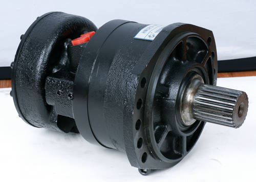 poclain piston motors