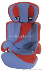 High back support car seat exceed ECER44/04