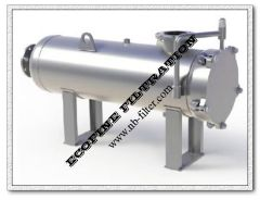 Stainless Steel Horizotal Coalescer Housings