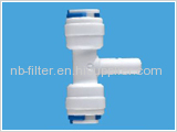 three way pipe fitting