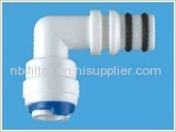 plastic elbow fitting water