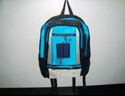 solar - powered backpacks