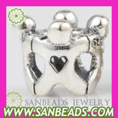 Circle of Friends Chamilia Sterling Silver Bead