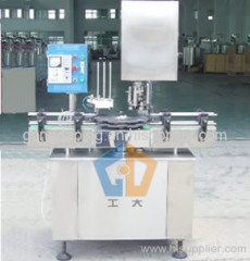 beverage Filling capping 2-in-1 machine