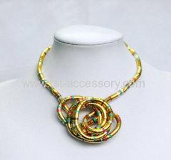 bendable snake necklace