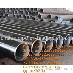 ASTM A53 B Carbon Steel Pipes