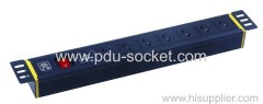 19' PDU socket
