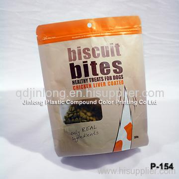 kraft pet food bag
