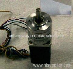Planet gear stepper motor