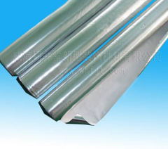 Non-woven cloth foil heat insulation