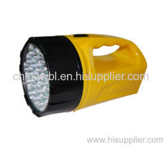 rechargeable flashlight
