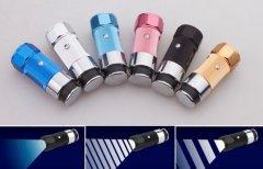 auto emergency flashlight