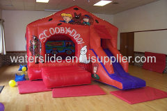 scooby dooi inflatable bouncer castle