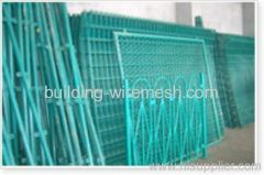 Welded Wire Mesh Fences
