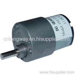 COFFEE GEAR MOTOR