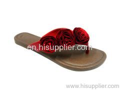 frivolous thong slipper