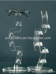 acrylic plexiglass eyewear display