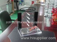 plexiglass eyewear display