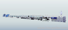 pp/pe pipe extrusion line