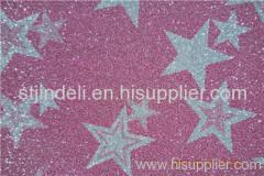 Spangle Film/Plastic Packing Material/PP Glitter Film