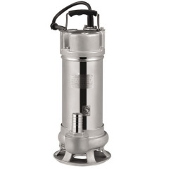 Flow up to 20m³/h Stainless steel submersible sewage pump