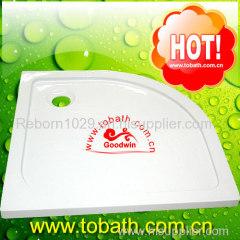 shower bottom tray