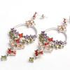 Jewelry,Fashion Earrings,Zircon Earrings