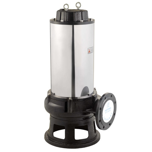 automatic agitator sewage submersible pump from China