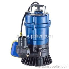220volt 550/750/1100watts cast iron Japan submersible sewage pump