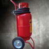 Wheeled ABC Powder Fire Extinguishers