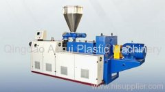 SJSZ51/105pvc Inserted layer pipe production line equipment
