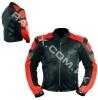 Leather Jackets-Motorcycle Leathe Jackets-Leather Racing Jackets