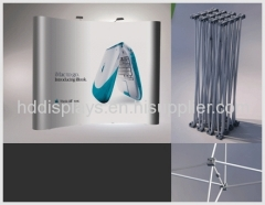 Luxury Pop Up Display Stand Banner Stand