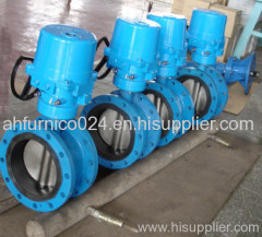 Resilient Soft Seated Butterfly Valves