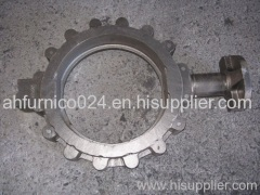Puyue Metal Seated Butterfly Valve Body